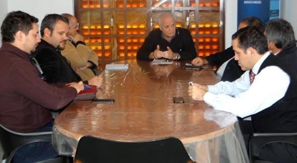 Enim se reunió con CEIPA