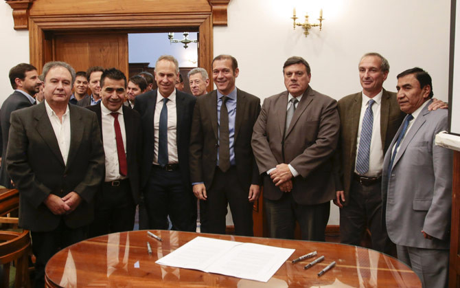 Tercer encuentro entre Enim y subcomisión de empresas locales CEIPA